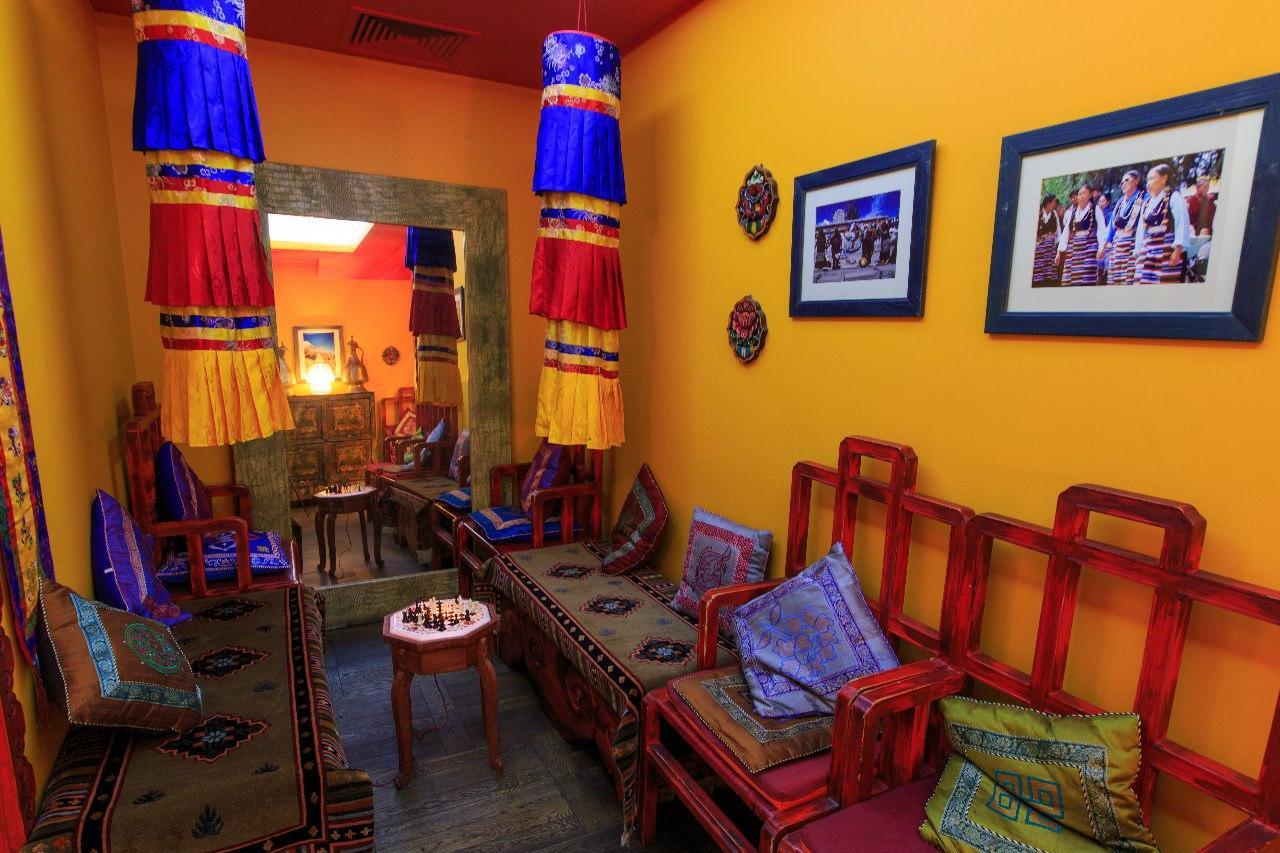 Ресторан Тибет Гималаи на Лубянке фото 18