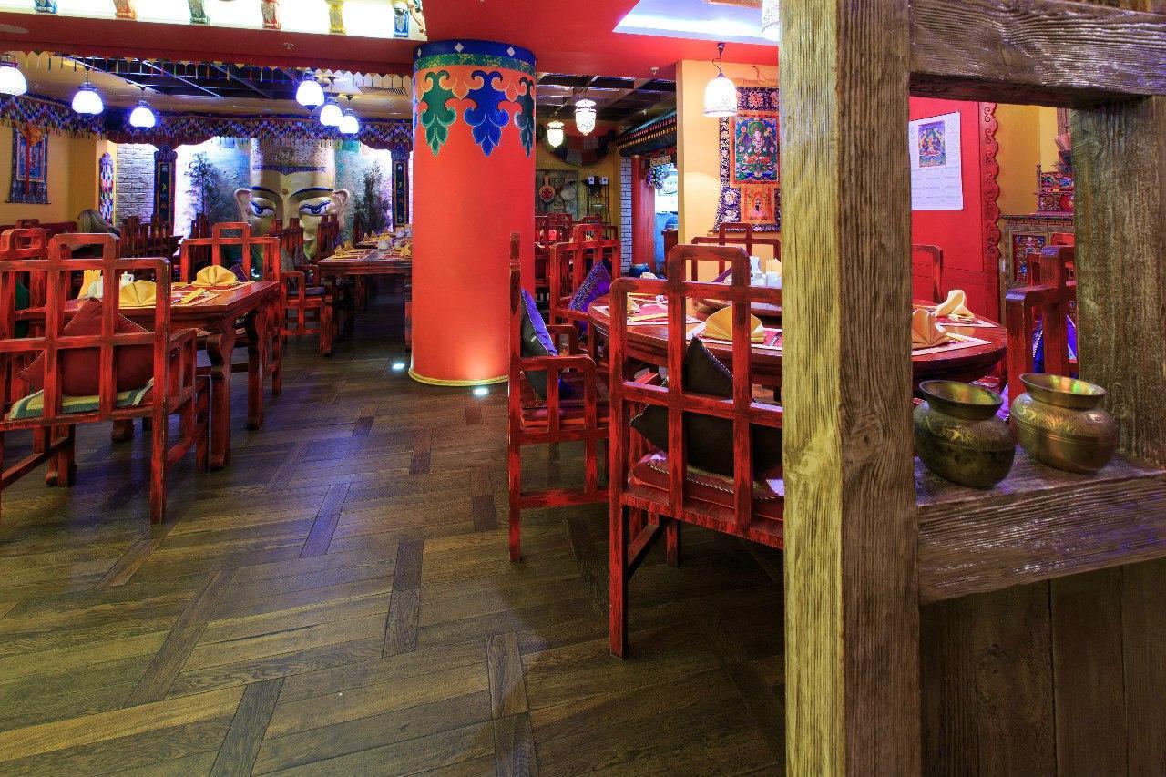 Ресторан Тибет Гималаи на Лубянке фото 20