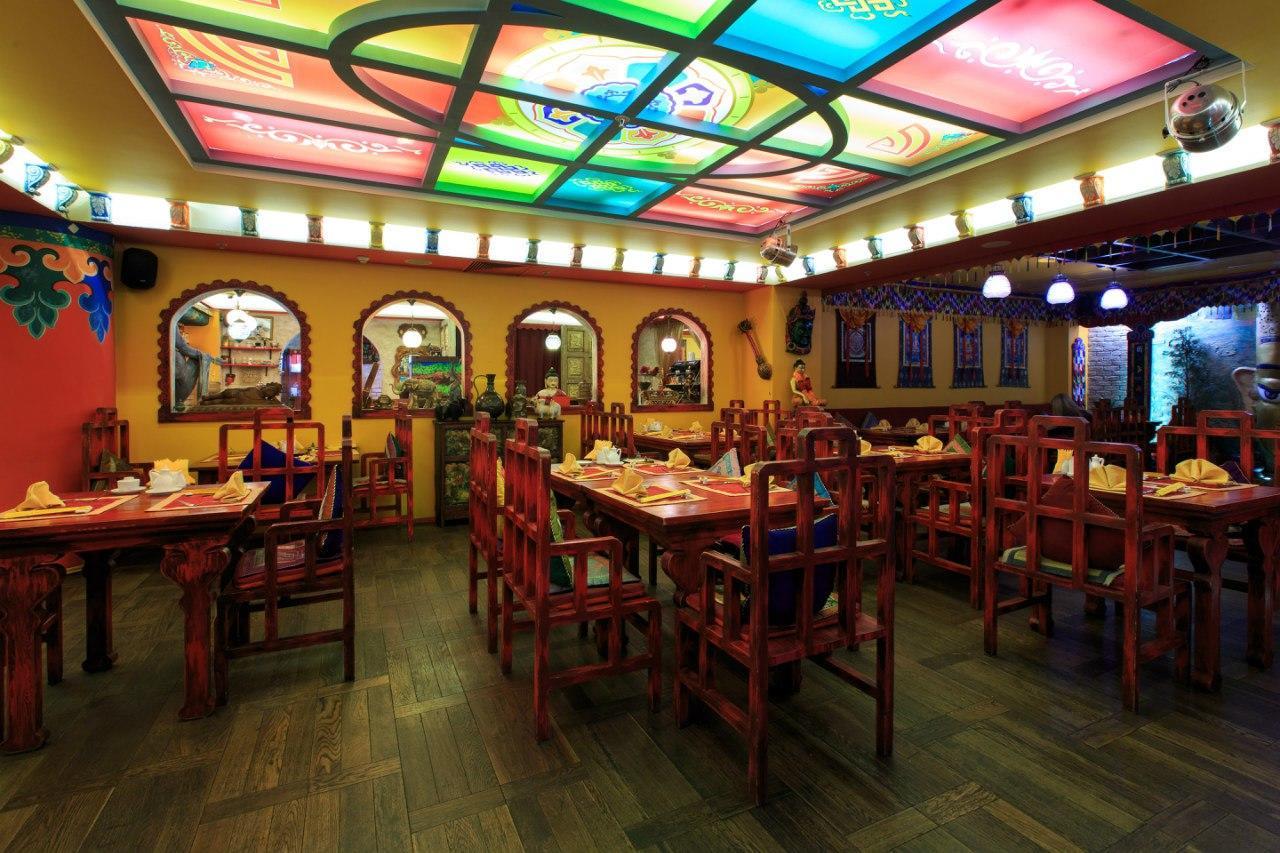Ресторан Тибет Гималаи на Лубянке фото 23