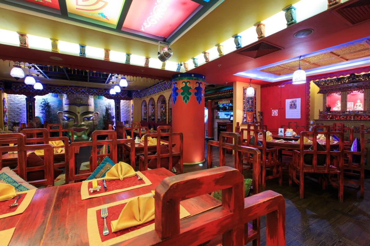 Ресторан Тибет Гималаи на Лубянке фото 26