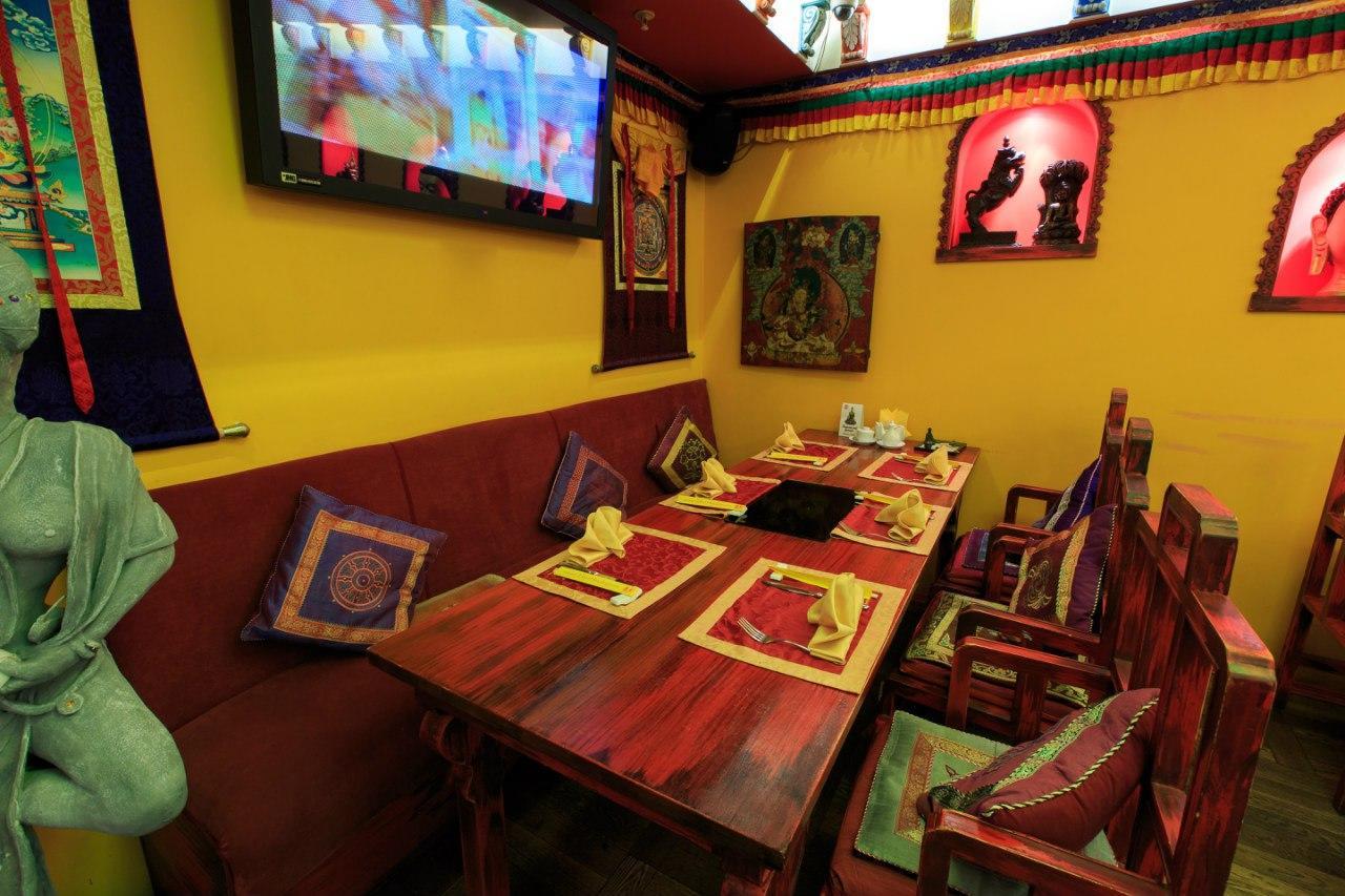 Ресторан Тибет Гималаи на Лубянке фото 27