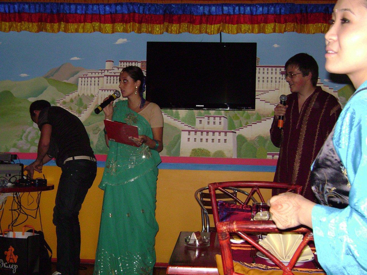 Ресторан Тибет Гималаи на Лубянке фото 42