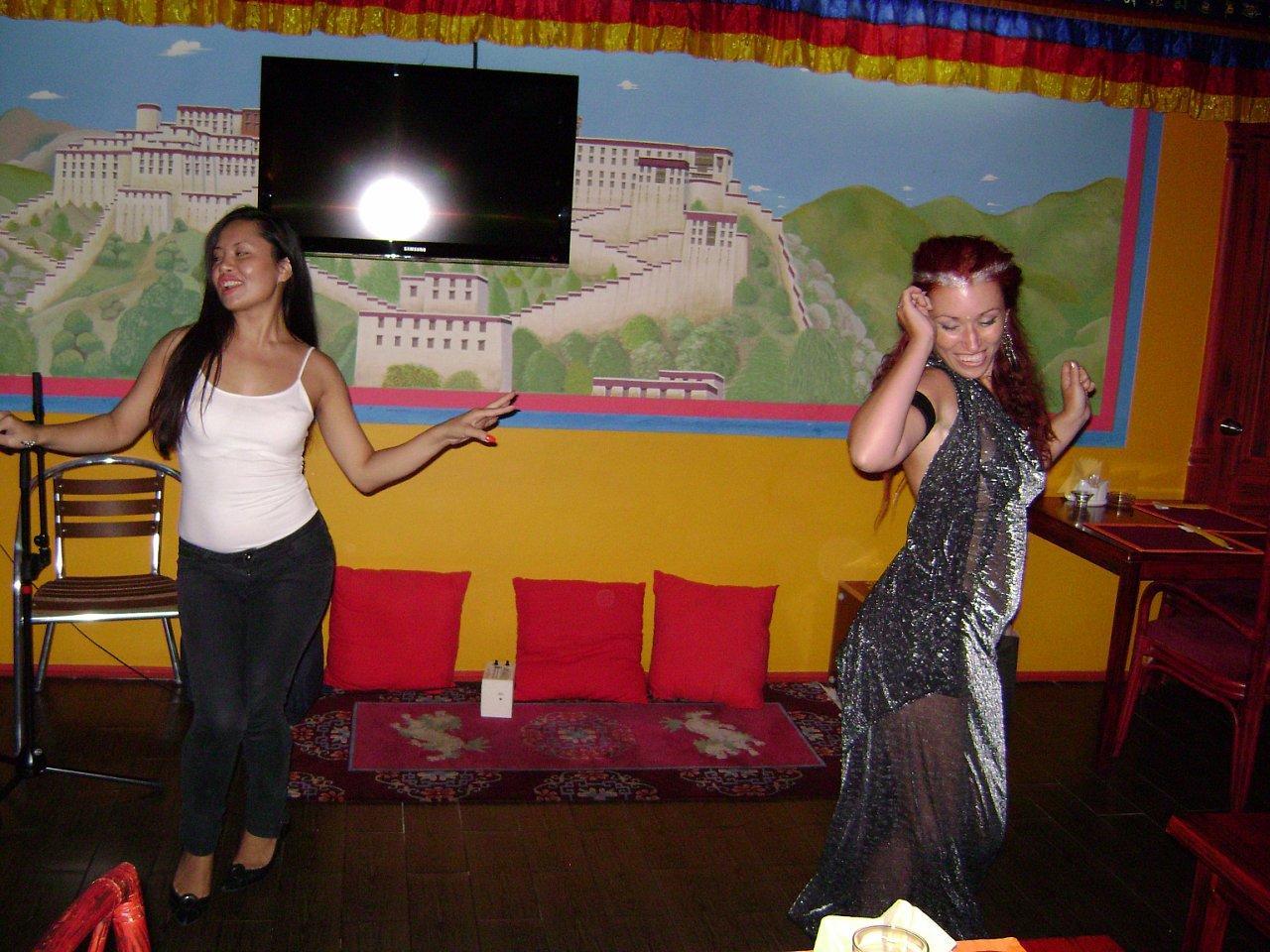Ресторан Тибет Гималаи на Лубянке фото 49