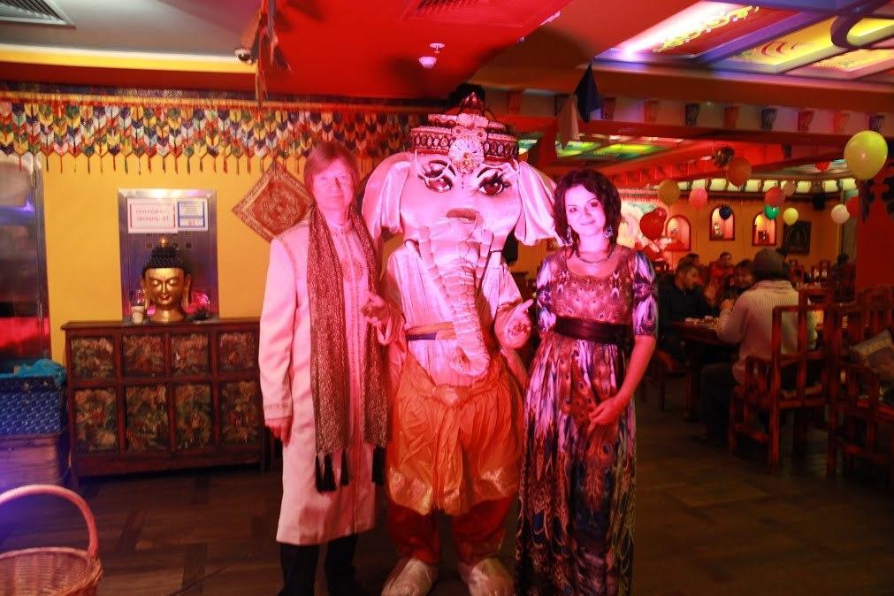 Ресторан Тибет Гималаи на Лубянке фото 51
