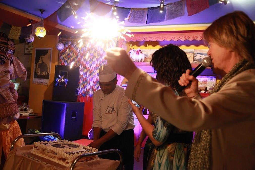 Ресторан Тибет Гималаи на Лубянке фото 53