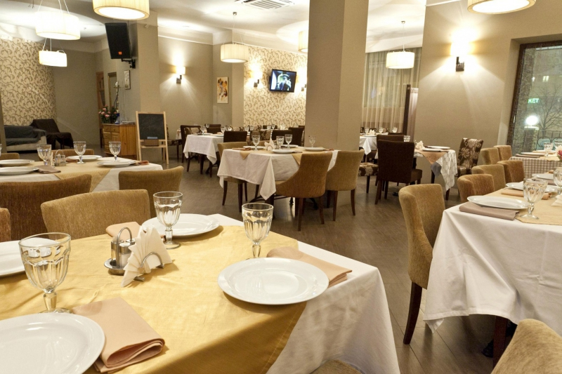 Итальянский Ресторан Маэстро на Братиславской фото 2