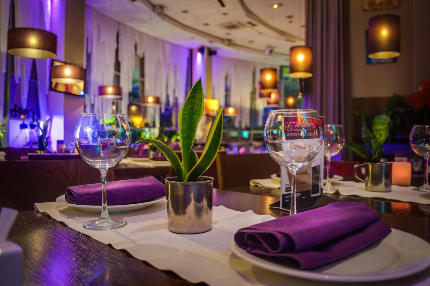 Ресторан Крыша Бар фото 33