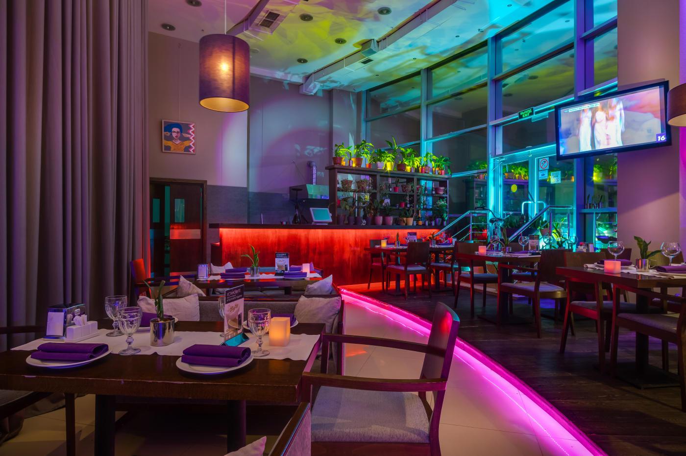 Ресторан Крыша Бар фото 20