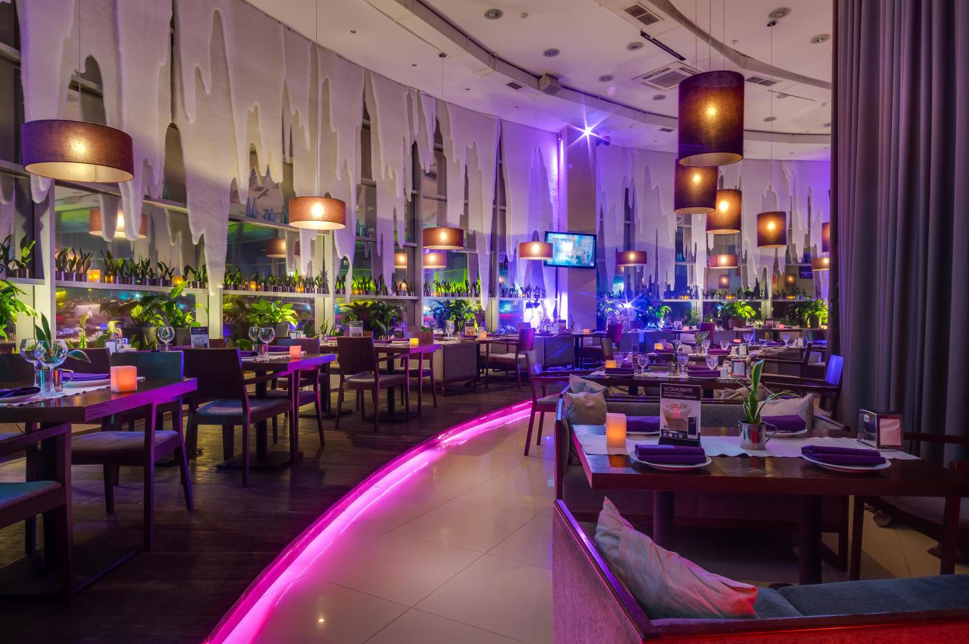 Ресторан Крыша Бар фото 18