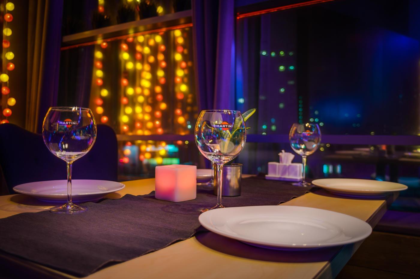 Ресторан Крыша Бар фото 10