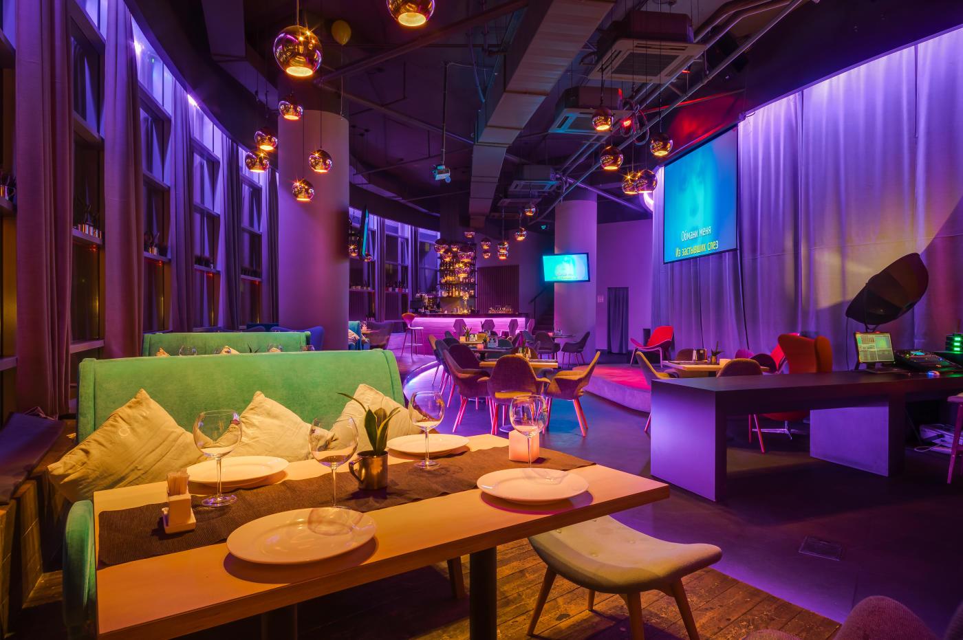 Ресторан Крыша Бар фото 6