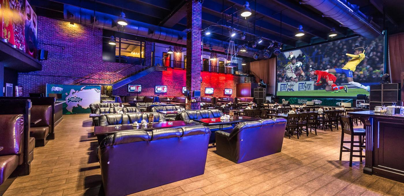 sports bar With football creeping up and we have put together a list of some of the best sports bars in nyc football is almost here and that means day drinking.