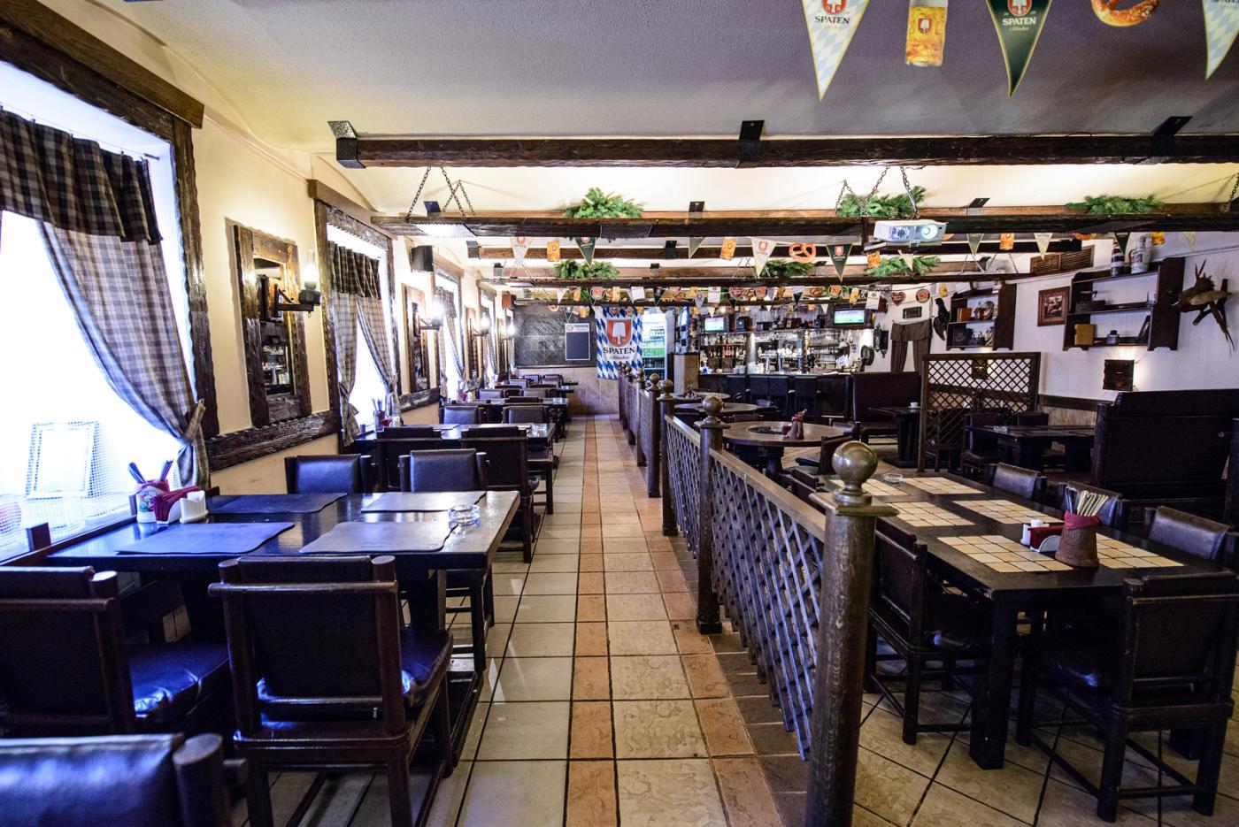 Баварский Пивной ресторан Мюнхен фото 2