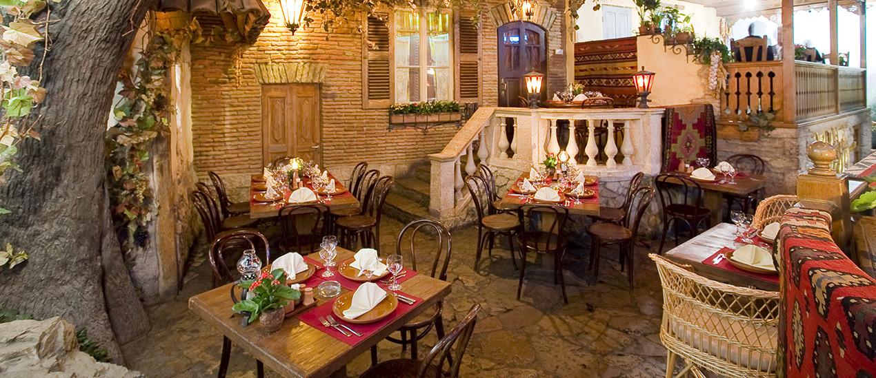 Грузинский Ресторан Кавказская пленница фото 4