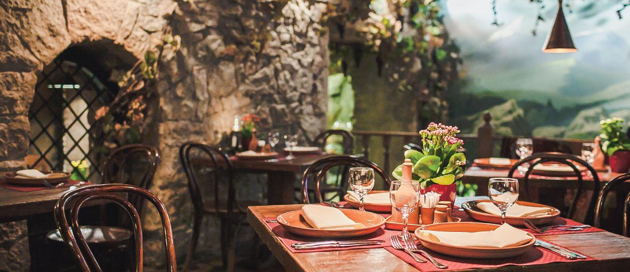 Грузинский Ресторан Кавказская пленница фото 3