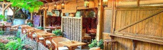 Грузинский Ресторан Кавказская пленница фото 9