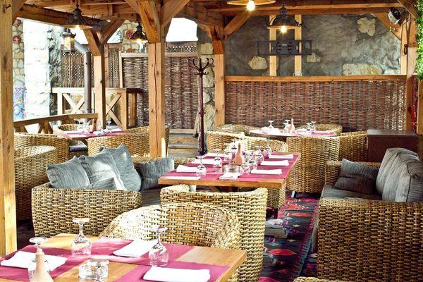 Грузинский Ресторан Кавказская пленница фото