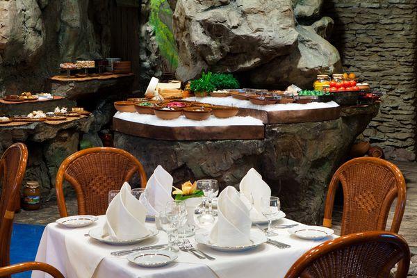 Грузинский Ресторан Кавказская пленница фото 8