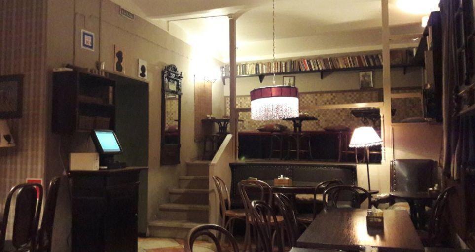 Кафе Квартира 44 на Арбатской фото 17