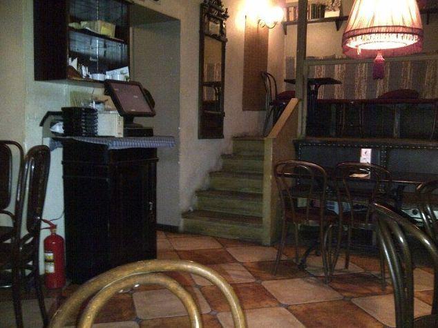 Кафе Квартира 44 на Арбатской фото 20