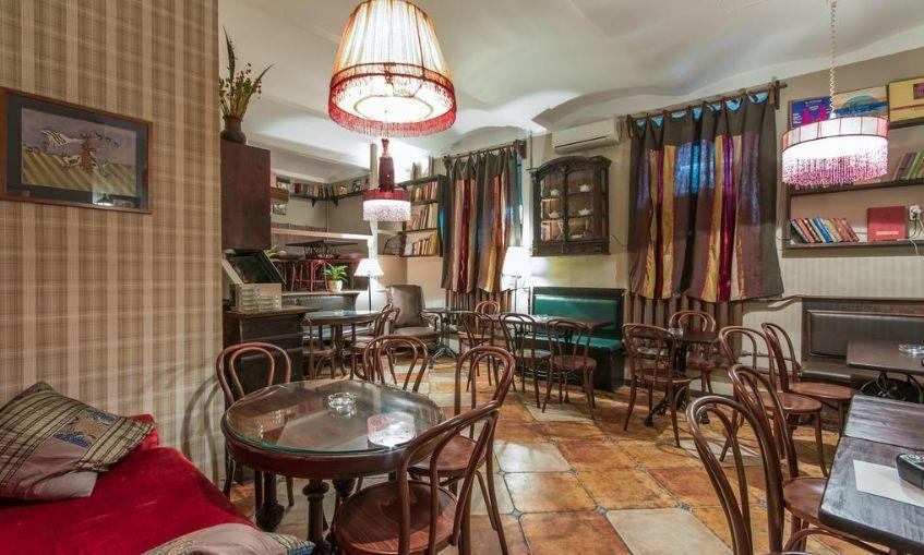Кафе Квартира 44 на Арбатской фото 21