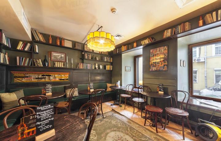 Кафе Квартира 44 на Арбатской фото 26