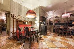 Кафе Квартира 44 на Арбатской фото 31