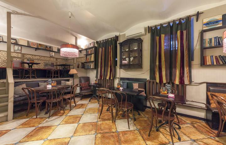 Кафе Квартира 44 на Арбатской фото