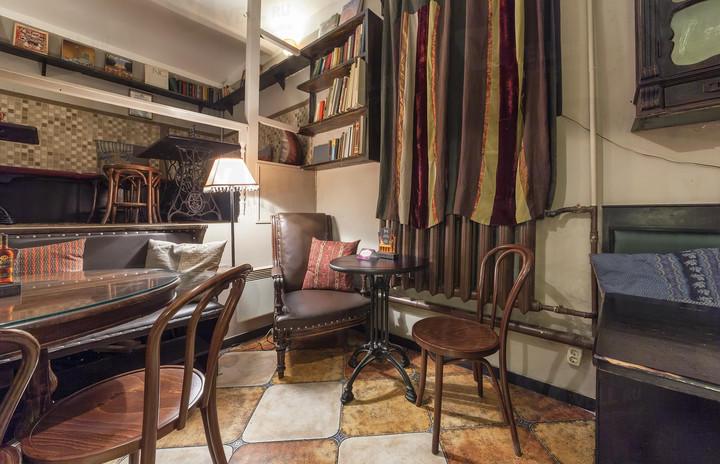 Кафе Квартира 44 на Арбатской фото 32