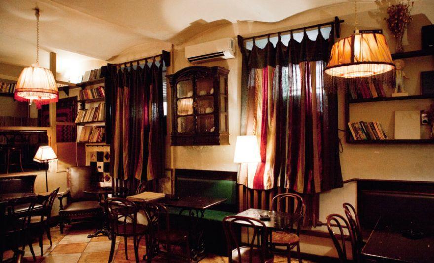 Кафе Квартира 44 на Арбатской фото 33