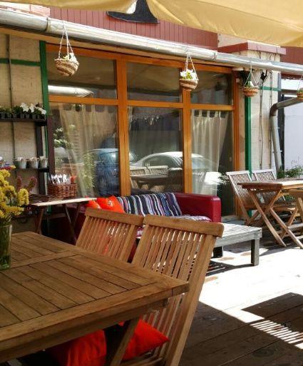Кафе Квартира 44 на Арбатской фото 35