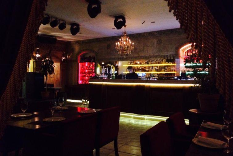 Кафе Квартира 44 на Арбатской фото 36