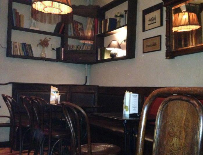 Кафе Квартира 44 на Арбатской фото 37