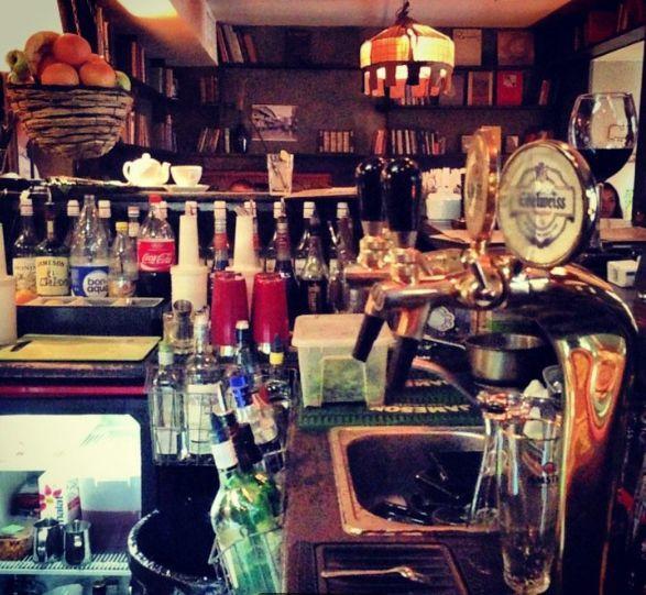 Кафе Квартира 44 на Арбатской фото 38