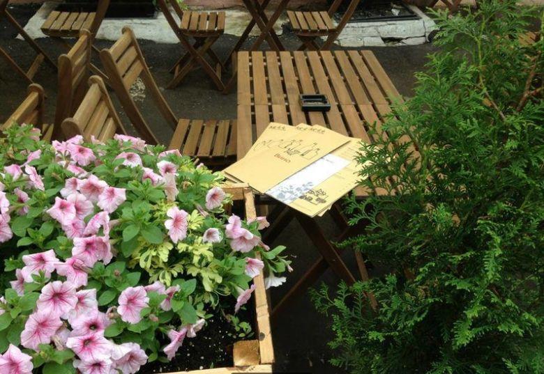 Кафе Квартира 44 на Арбатской фото 39