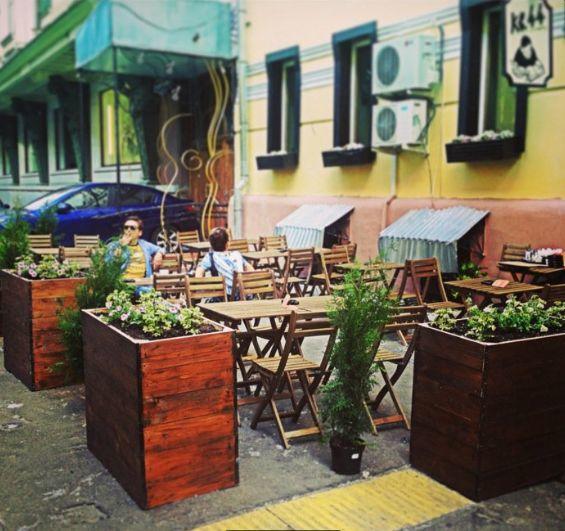 Кафе Квартира 44 на Арбатской фото 40