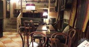 Кафе Квартира 44 на Арбатской фото 43