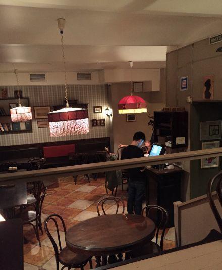 Кафе Квартира 44 на Арбатской фото 47