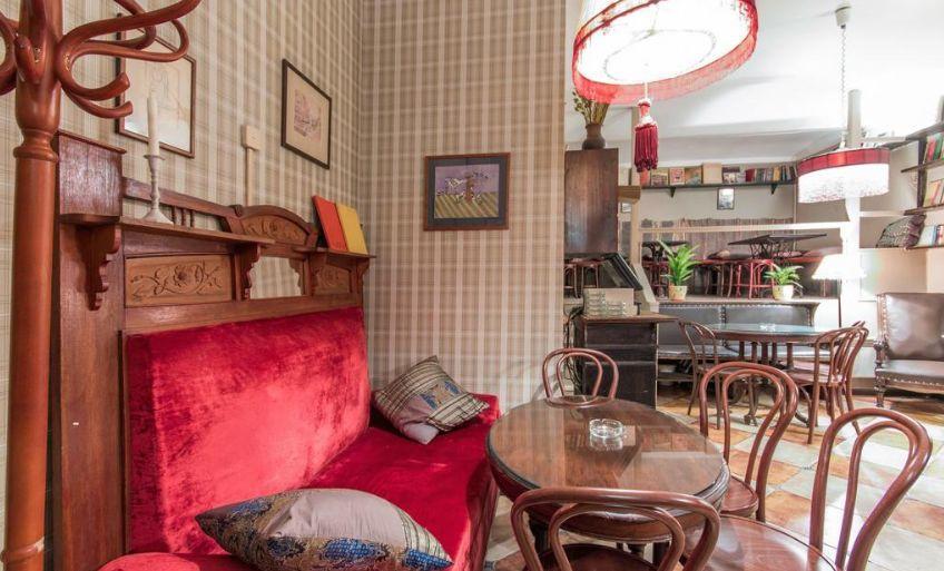 Кафе Квартира 44 на Арбатской фото 49