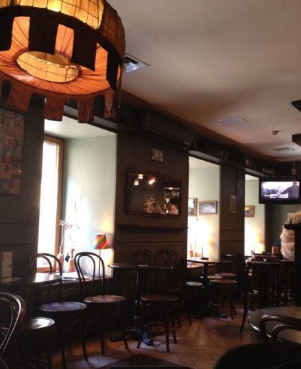 Кафе Квартира 44 на Арбатской фото 53