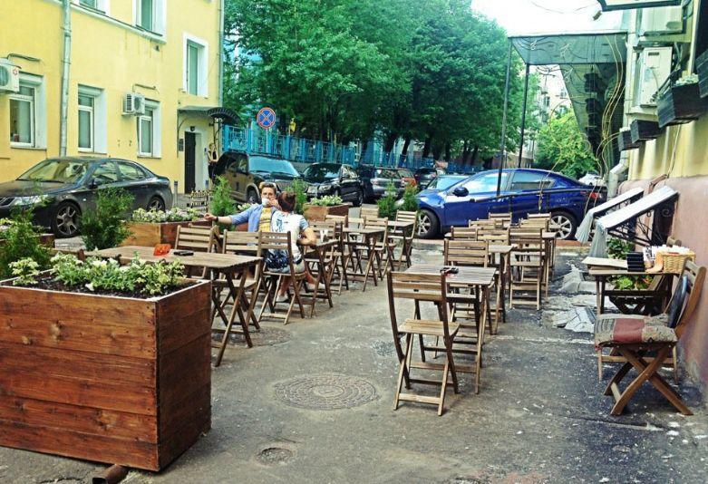Кафе Квартира 44 на Арбатской фото 54