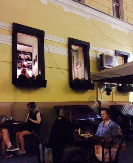 Кафе Квартира 44 на Арбатской фото 61