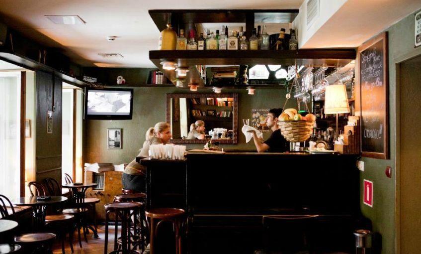 Кафе Квартира 44 на Арбатской фото 69