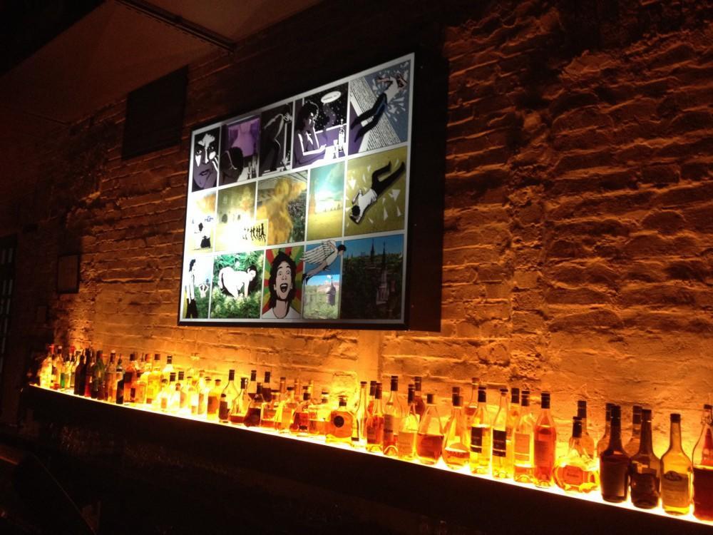 Бар Луч на Большой Пироговской (Luch Bar) фото 20