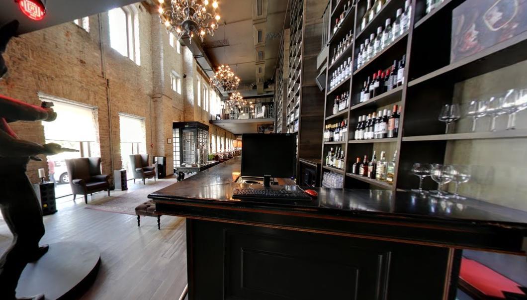 Бар Луч на Большой Пироговской (Luch Bar) фото 8