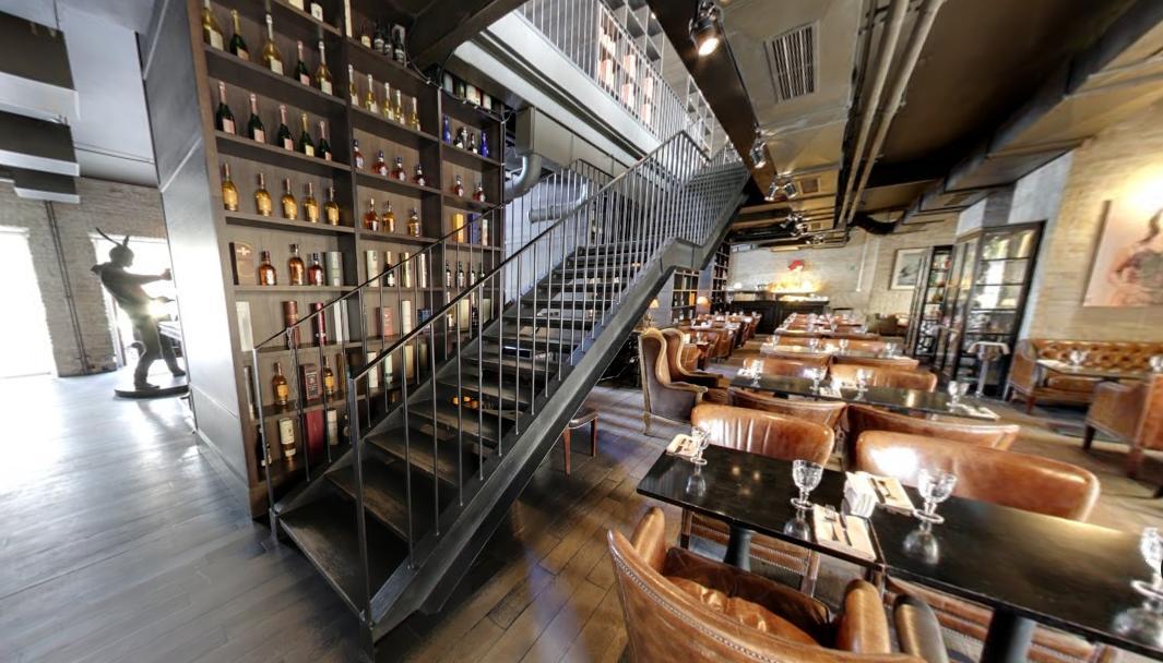 Бар Луч на Большой Пироговской (Luch Bar) фото 11