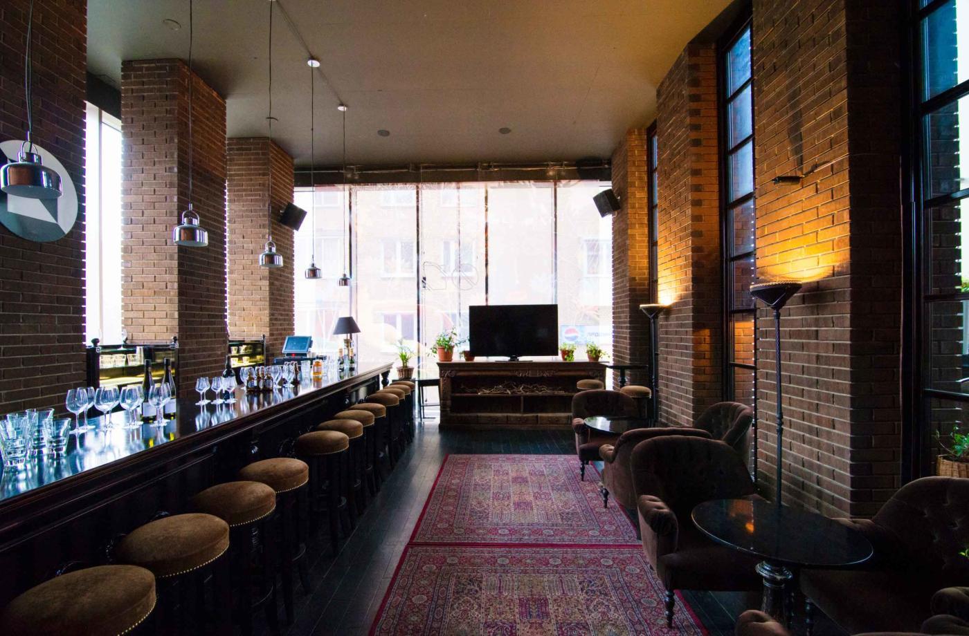 Бар Луч на Большой Пироговской (Luch Bar) фото 16
