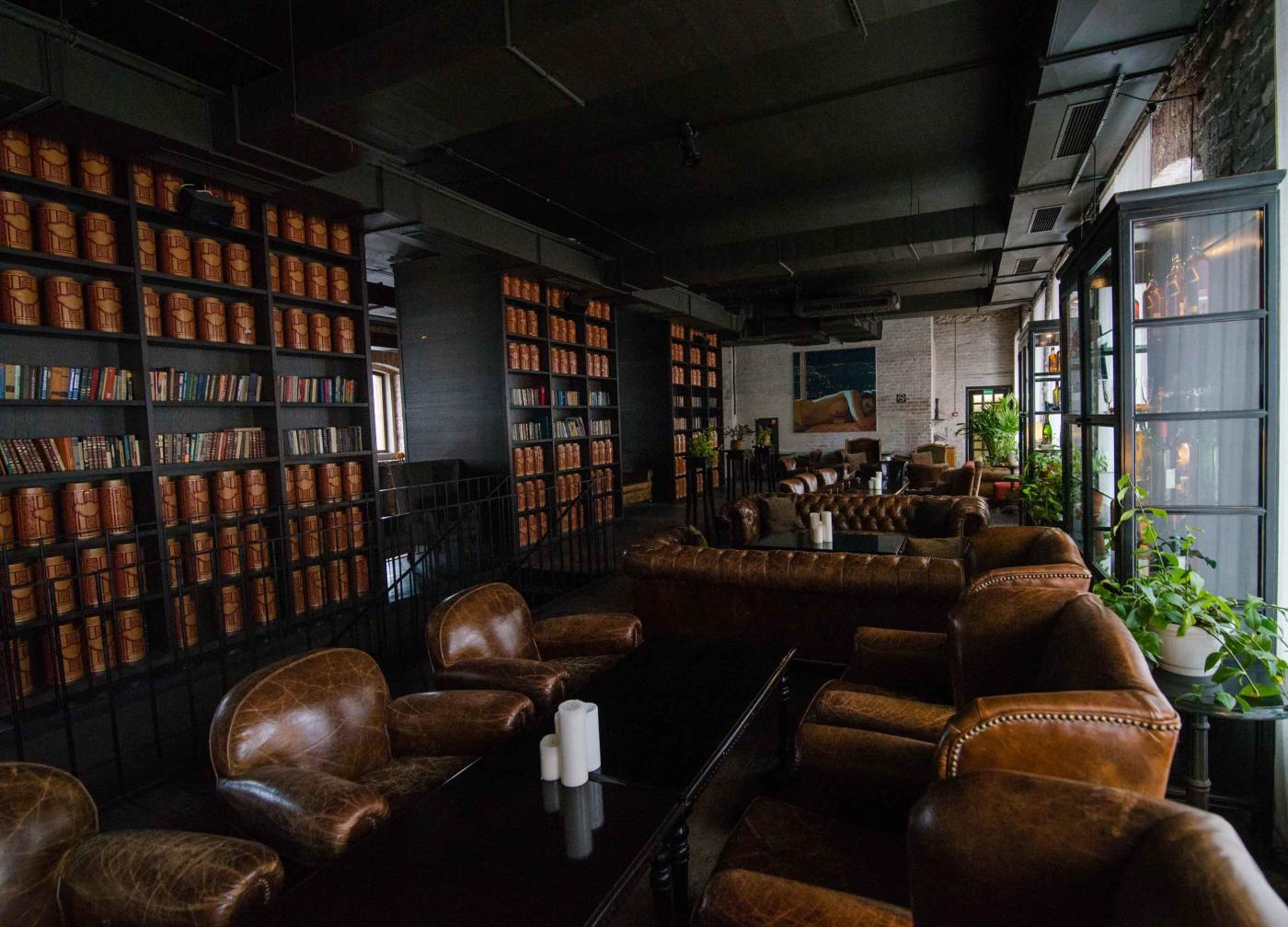 Бар Луч на Большой Пироговской (Luch Bar) фото 14