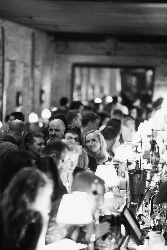 Бар Луч на Большой Пироговской (Luch Bar) фото 29