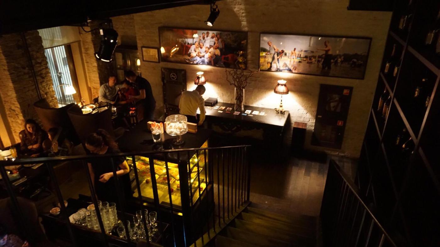 Бар Луч на Большой Пироговской (Luch Bar) фото 32